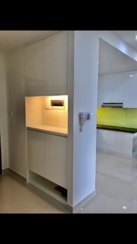 Phòng bếp The Sun Avenue Căn hộ The Sun Avenue tầng trung, bàn giao nội thất tiện nghi.