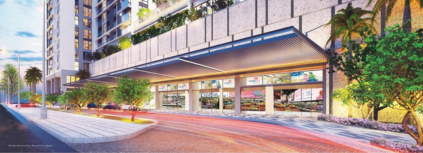 tiện ích căn hộ urban hill Bán căn hộ tầng cao, cửa hướng Tây dự án Urban Hill