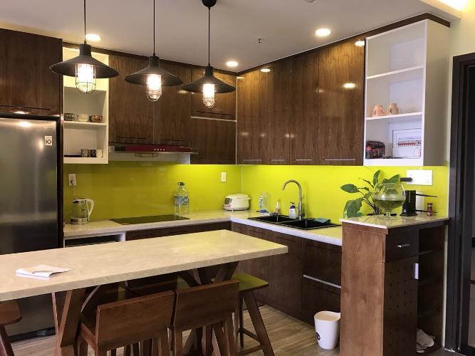 Phòng bếp Tropic Garden, quận 2 Căn hộ Tropic Garden hướng Đông Nam, view thoáng mát.
