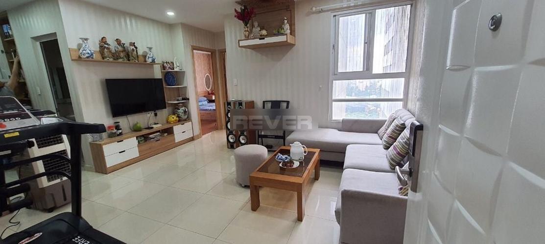 Căn hộ Dream Home Residence tầng 7 thiết kế hiện đại, đầy đủ nội thất.