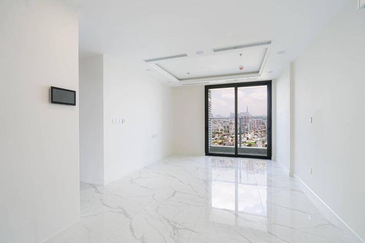 Cho thuê căn hộ Sunshine City Saigon dọn vào ở ngay, nội thất cơ bản.