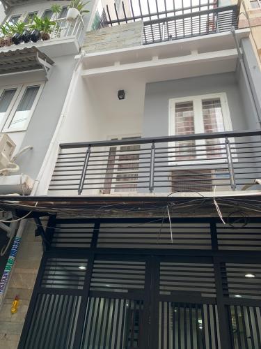 Nhà phố hẻm rộng 3m đường Nguyễn Cảnh Chân, khu vực vô cùng an ninh.