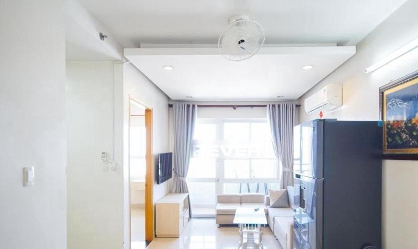 Căn hộ Saigonland Apartment hướng Đông Bắc, đầy đủ nội thất.