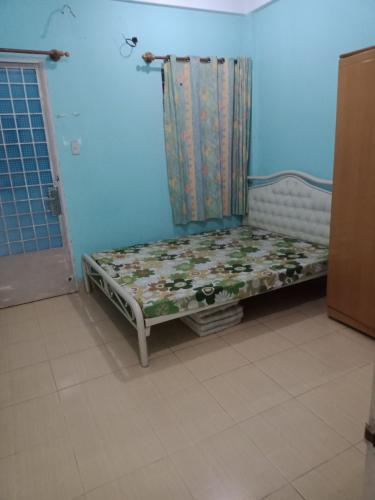 Phòng ngủ chung cư 43 Hồ Văn Huê, Phú Nhuận Căn hộ chung cư Hồ Văn Huê ban công hướng Tây, nội thất cơ bản.