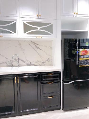 Phòng bếp Sunrise CityView, Quận 7 Căn hộ Officetel Sunrise City View tầng trung, ban công thoáng mát.