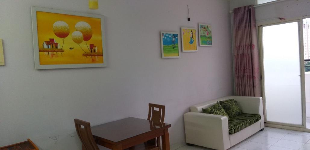 Căn hộ Thái An Apartment hướng Đông Nam, nội thất đầy đủ.