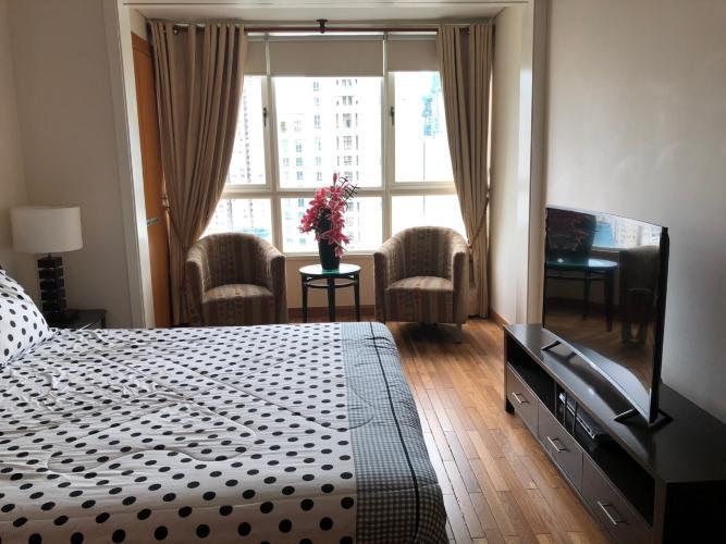 Phòng ngủ The Manor Quận Bình Thạnh Căn hộ The Manor tầng cao, ban công hướng Đông.
