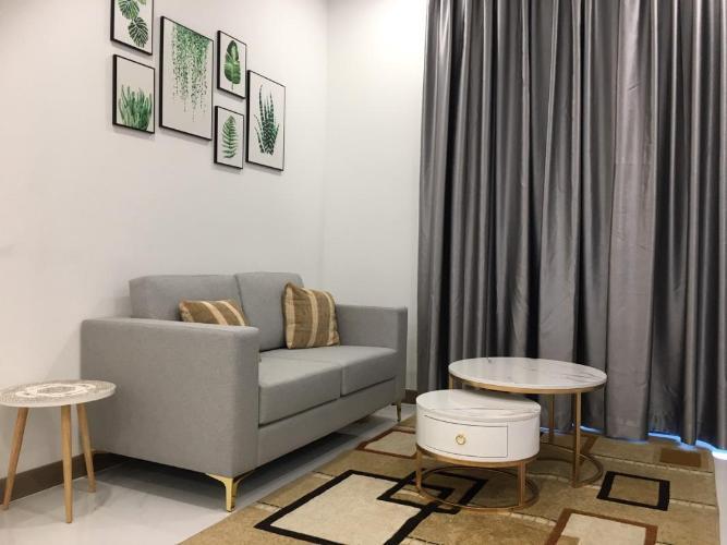 Căn hộ cao cấp Sunwah Pearl tầng 12 đầy đủ nội thất, view thành phố.