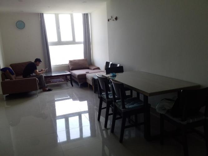 Phòng khách căn hộ The Park Residence, Nhà Bè Căn hộ The Park Residence đầy đủ nội thất tiện nghi, hướng Đông Nam.