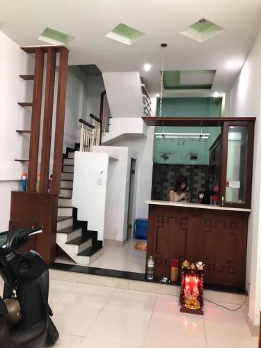 Phòng khách Bán nhà phố hẻm 94 đường Trần Khắc Chân, Tân Định, Quận 1, diện tích đất 29.4m2, diện tích sàn 93.9m2