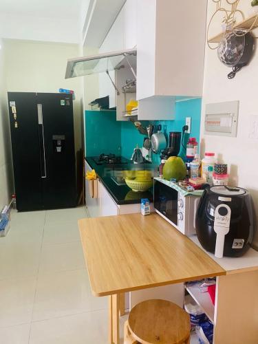 Phòng bếp căn hộ Soho Riverview, Bình Thạnh Căn hộ tầng 4 Soho Riverview cửa hướng Đông Nam, nội thất cơ bản.