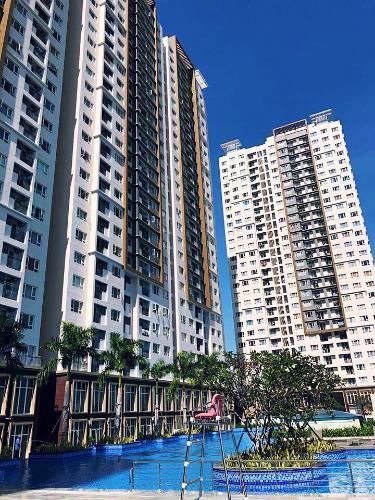 The Park Residence, Nhà Bè Căn hộ The Park Residence tầng cao, nội thất cơ bản.