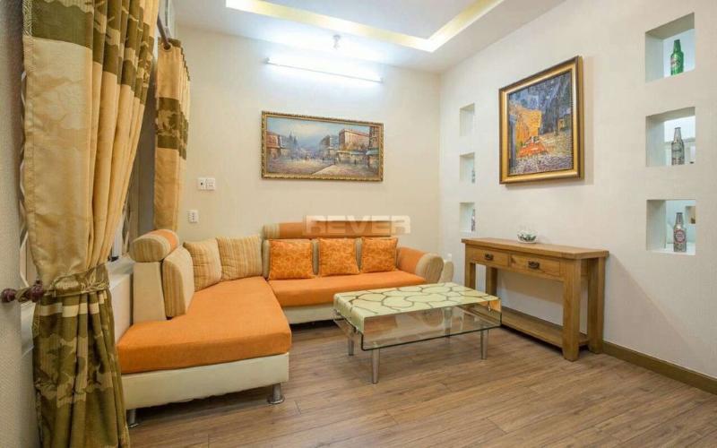 Căn hộ chung cư Lý Văn Phức nội thất đầy đủ, trung tâm thành phố.