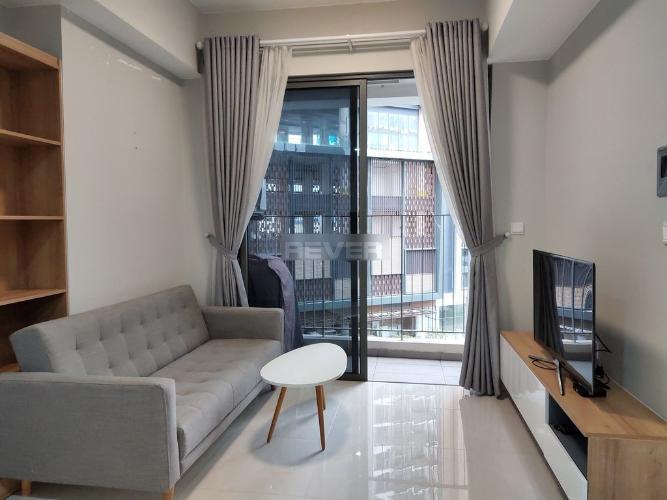 Căn hộ Masteri An Phú tầng 5 view nội khu yên tĩnh, đầy đủ nội thất.