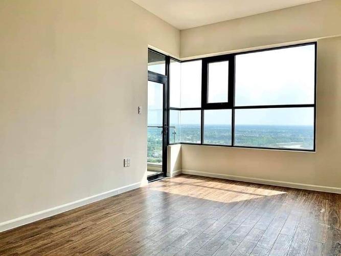 Căn hộ Mizuki Park view cây xanh, sàn lót gỗ, nội thất cơ bản.