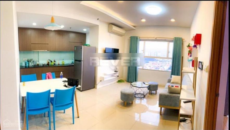 Căn hộ Sunrise City tầng 12 view thành phố sầm uất, đầy đủ nội thất.