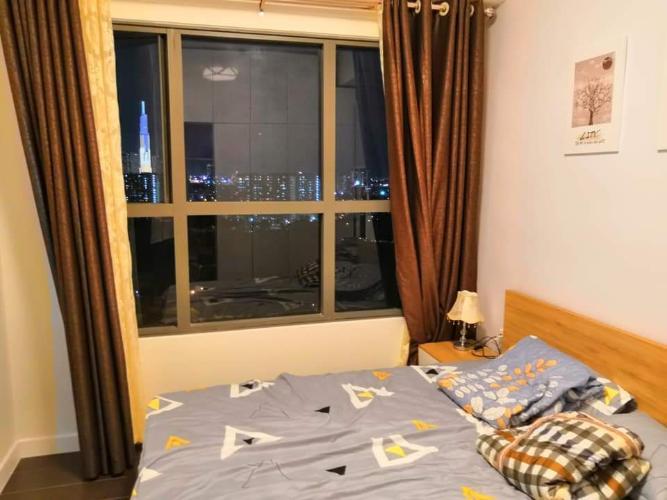 Căn hộ tầng 16 The Sun Avenue đầy đủ nội thất