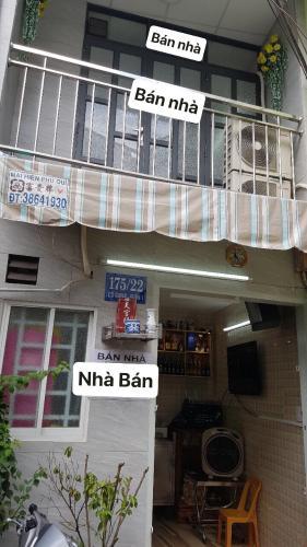 Bán nhà phố đường Cô Giang, phường Cô Giang, quận 1, diện tích 12m2, diện tích sử dụng 24m2, sổ đỏ chính chủ