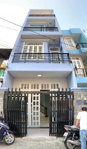 Nhà phố hướng Đông Nam, nằm trong khu dân cư an ninh.