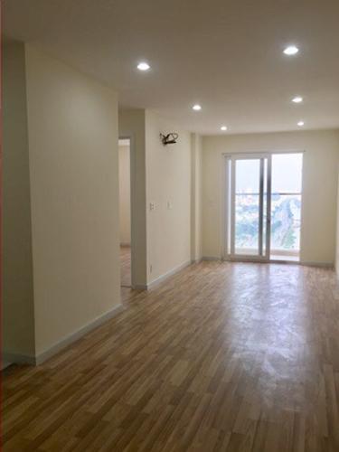 Căn hộ Diamond Riveside tầng 27 nội thất cơ bản, view thoáng mát.