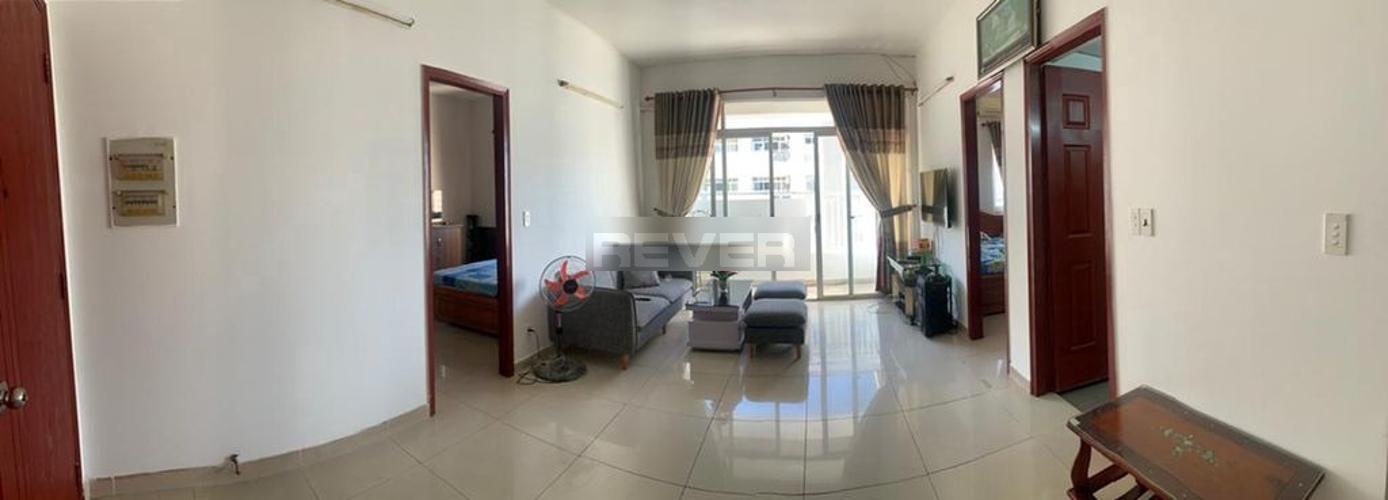 Căn hộ chung cư Bình Khánh view nội khu, hướng Đông Nam.