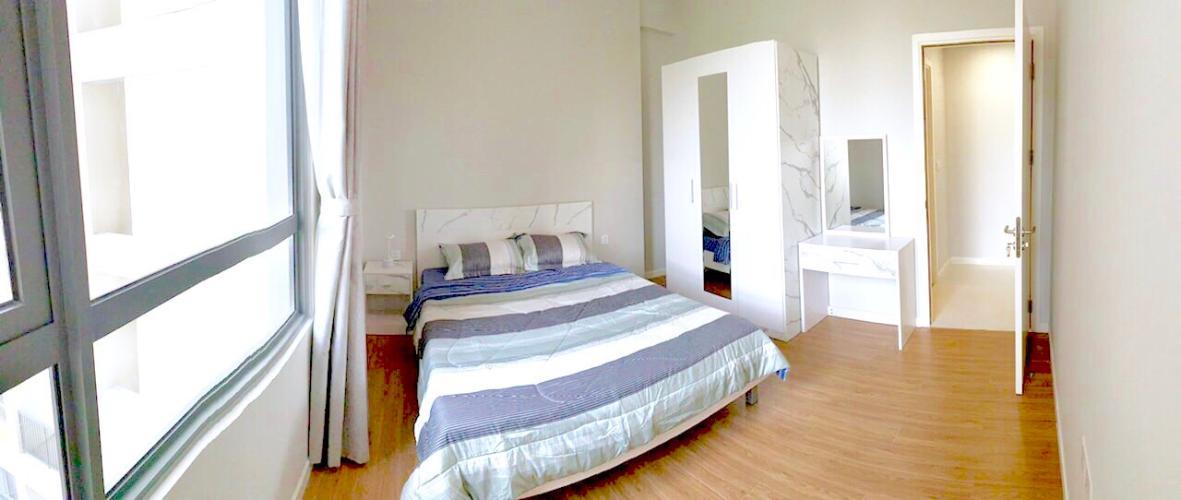 phòng ngủ căn hộ Masteri An Phú Căn hộ tầng thấp Masteri An Phú nội thất tiện nghi.