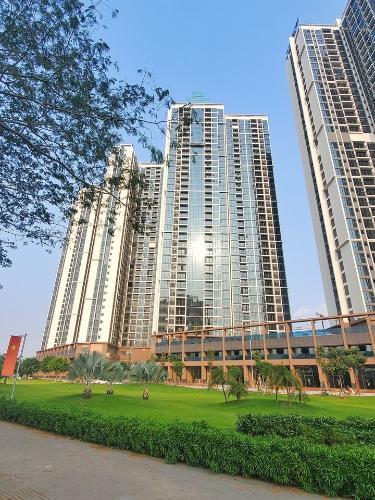 building căn hộ eco green saigon Căn hộ tầng 06 Eco Green Sài Gòn bàn giao nội thất cơ bản