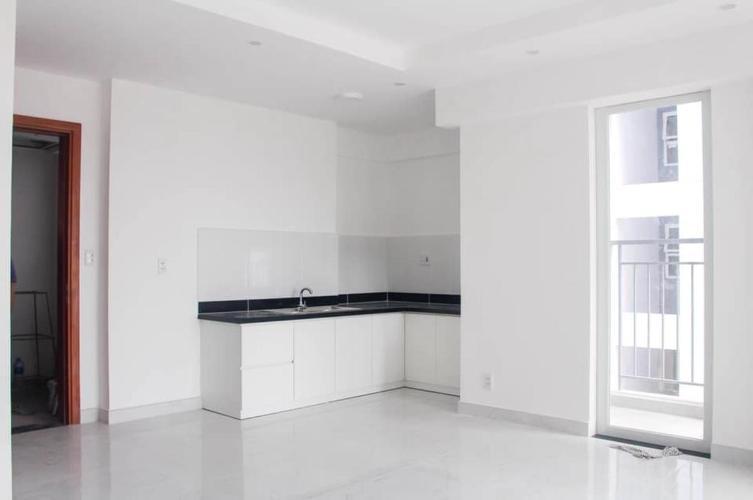Phòng bếp Conic Riverside, Quận 8 Căn hộ Conic Riverside tầng cao, ban công hướng Đông Nam.