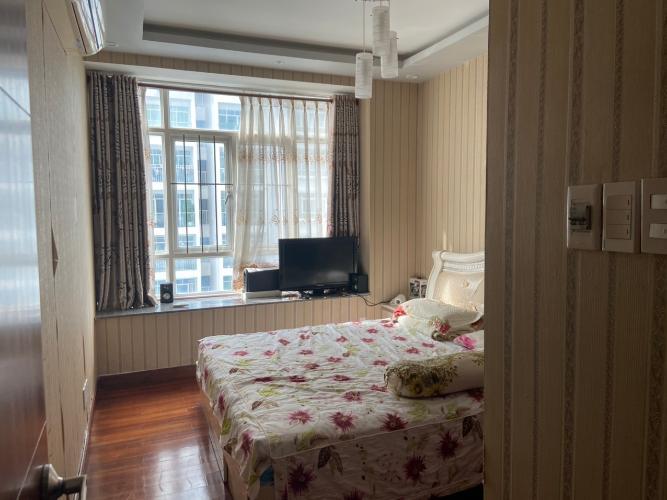 Phòng ngủ căn hộ New Sài Gòn, Nhà Bè Căn hộ New Sài Gòn đầy đủ nội thất, thiết kế vô cùng hiện đại.