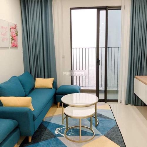 Căn hộ Hado Centrosa Garden tầng cao, đầy đủ nội thất.