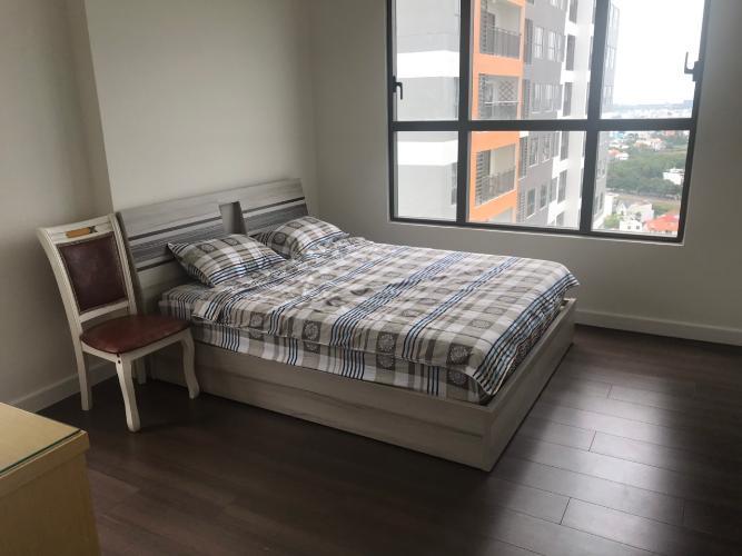 phòng ngủ căn hộ The Sun Căn hộ tầng 21 The Sun Avenue view thành phố và sông