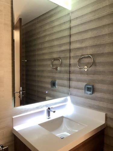 phòng tắm căn hộ midtown Căn hộ Phú Mỹ Hưng Midtown nội thất cơ bản