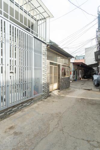 nhà phố quận 7 Bán nhà hẻm 1 trệt 2 lầu đường Lê Văn Lương quận 7