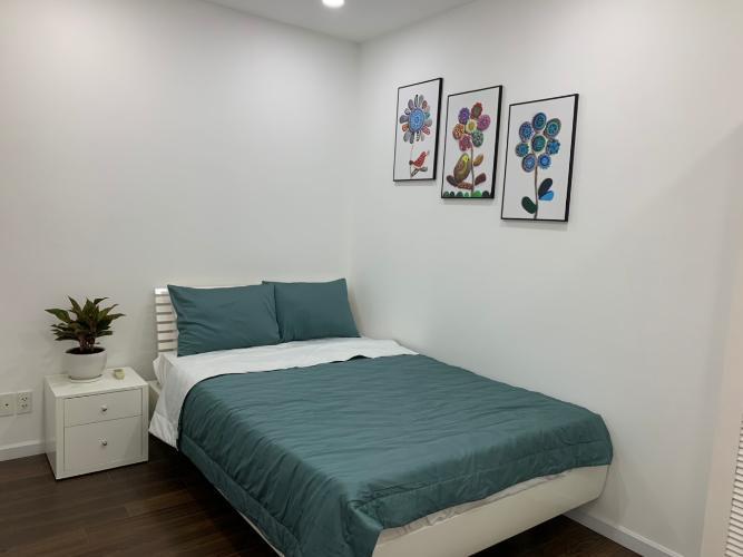 Phòng ngủ căn hộ Sky Garden 3, Quận 7 Căn hộ Sky Garden 3 tầng 4 view nội khu thoáng đãng, đầy đủ nội thất.