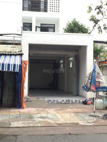 Mặt bằng kinh doanh Quận Bình Tân hướng Tây Nam, nội thất cơ bản.