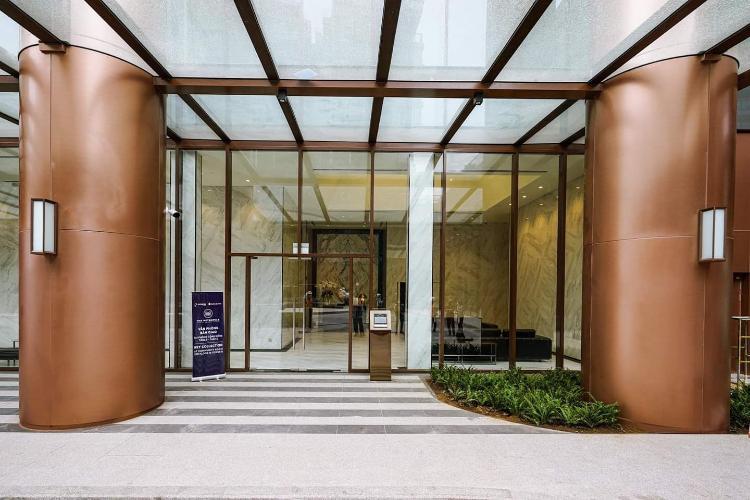 Căn hộ The Metropole Thủ Thiêm, Quận 2 Căn hộ The Metropole Thủ Thiêm tầng 6 thiết kế kỹ lưỡng, nội thất cơ bản.