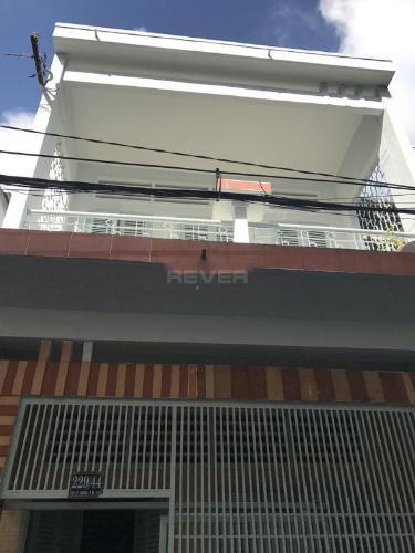 Nhà phố Quận 8 Nhà phố hẻm rộng 3m đường Nguyễn Chế Nghĩa diện tích 72m2, không nội thất.