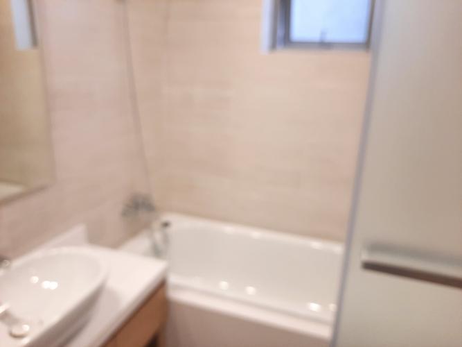 Toilet Phú Mỹ Hưng Midtown Căn hộ Phú Mỹ Hưng Midtown nội thất cơ bản, view thoáng mát.