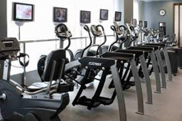 Gym The Manor Quận Bình Thạnh Căn hộ The Manor tầng trung, đầy đủ nội thất