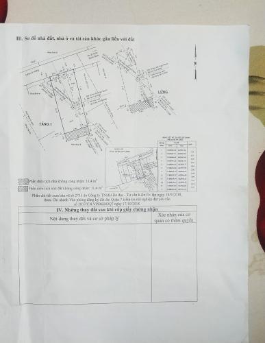 Bản vẽ Nhà phố hướng Bắc, hẻm bê tông sạch sẽ rộng rãi.