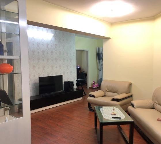 Căn hộ Kim Hồng Fortuna tầng 5 view thoáng mát, đầy đủ nội thất.