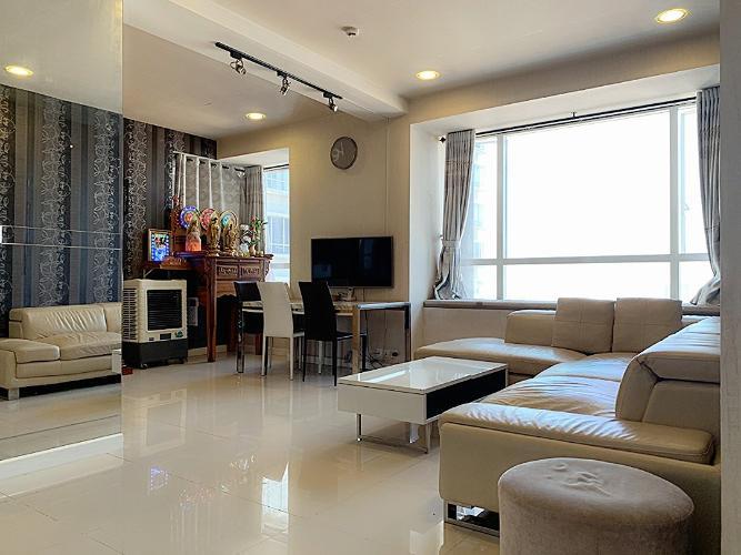 Bán căn hộ Sunrise City 2PN tầng cao, diện tích 92.5m2, đầy đủ nội thất
