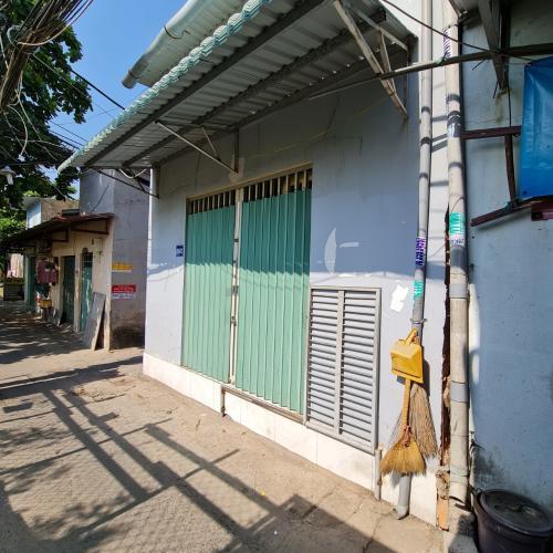 Bán nhà phố 38.6m2, hẻm xe máy đường Nguyễn Văn Linh