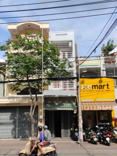 Mặt tiền nhà phố Quận Tân Bình Nhà phố 2 mặt tiền hẻm Quận Tân Bình hướng Tây Nam, có sổ đỏ.
