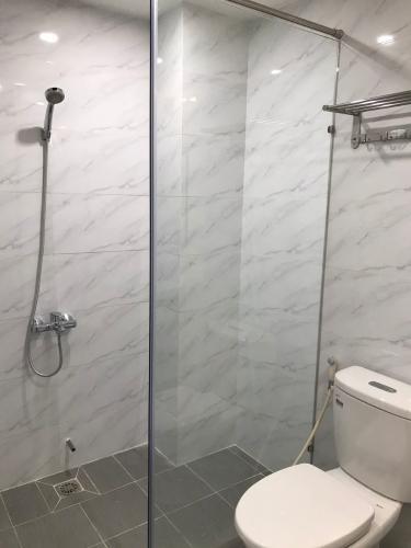 Phòng tắm căn hộ Phú Mỹ Hưng Midtown Căn hộ 2 phòng ngủ Phú Mỹ Hưng Midtown trang bị đầy đủ nội thất.