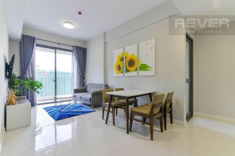 Căn hộ tầng trung Masteri An Phú đầy đủ nội thất, hiện đại.