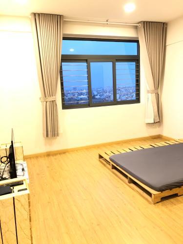 Phòng ngủ, Căn hộ Saigon Homes, Quận Bình Tân Căn hộ tầng 12 Saigon Homes hướng Tây Bắc, đầy đủ nội thất.