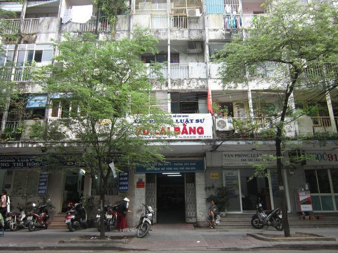 Căn hộ 89-91 Nguyễn Du , Quận 1 Căn hộ 89-91 Nguyễn Du tầng 7 ban công hướng Đông, nội thất đầy đủ hiện đại.