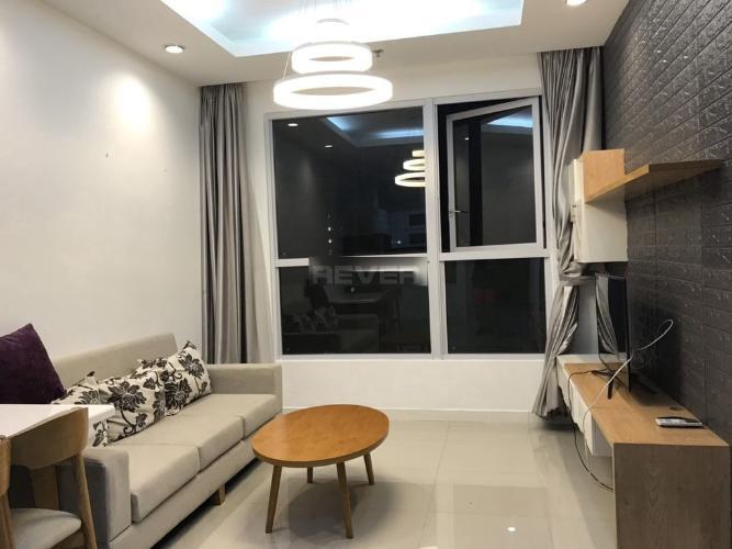 Căn hộ Prince Residence diện tích 71m2, đầy đủ nội thất hiện đại.