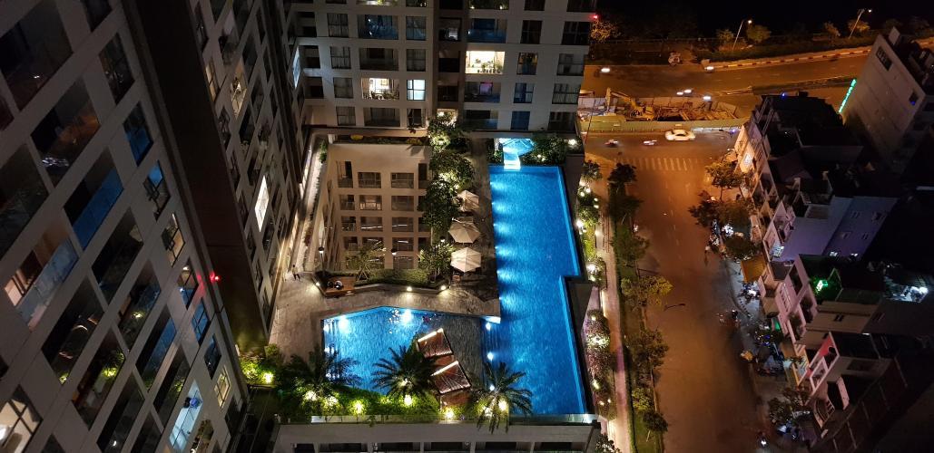 2aeeaf9e8c6c6a32337d Bán căn hộ 3 phòng ngủ Masteri Millennium, tầng cao, đầy đủ nội thất, view Bitexco